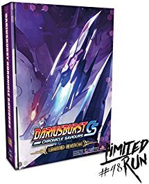 Dariusburst Chronicle Saviours PS4 Limited Edition - US Version - Limited Run Games #48 by Limited Run Games