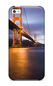 AnnaSanders Perfect Tpu Case For iPhone 6 plus 5.5/ diy caseProtector Case (golden Gate Bridge)