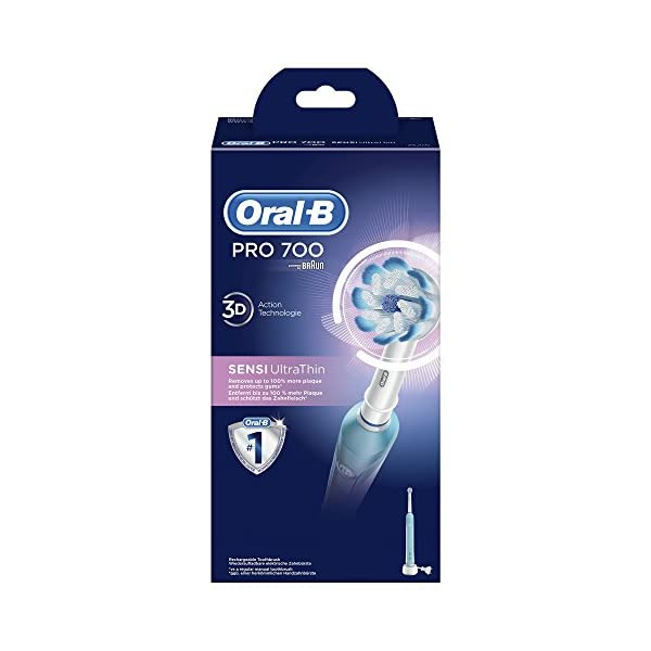 Oral-B Crossaction - Cepillo de dientes eléctrico recargable 6
