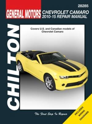 Chevrolet Camaro Chilton Automotive Repair Manual by for sale  Delivered anywhere in USA