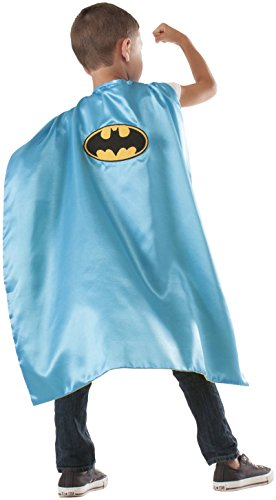 DC Reversible Batman / Robin Cape With Padded