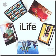 Apple iLife '08 Family Pack [OLD VERSION] (Apple Imovie Software)