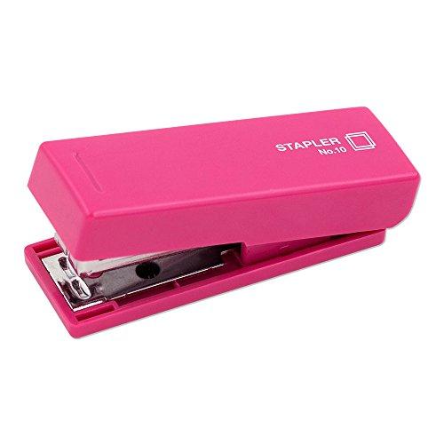 Midori CL Compact Stapler III Pink (35057006) Photo #6