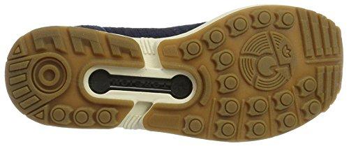 Adidas Zx Flux Pk - Ba7372 Hvit-marineblå