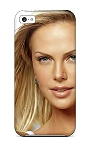 Frances T Ferguson Snap On Hard Case Cover Charlize Theron Protector For Iphone 5c
