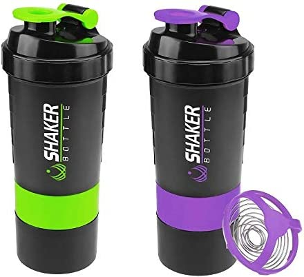 Protein Shaker Bottle Storage Fitness product image