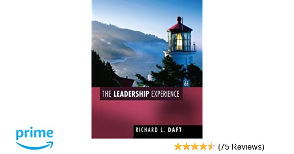 The leadership experience richard l daft 9781435462854 amazon the leadership experience richard l daft 9781435462854 amazon books fandeluxe Images