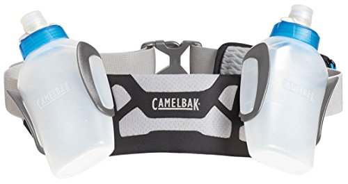 CamelBak Arc 2 Run Hydration Belt, Black/Electric Blue 2 Hydration Belt