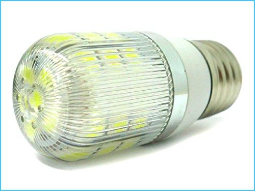 Bombilla LED E27 4W 12V 24V Luz Fría e27 SMD 5050 para el taller y el Panel Solar Fotovoltaica: Amazon.es: Iluminación