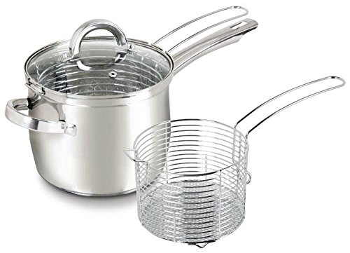 Stainless Steel Stovetop Frying Basket