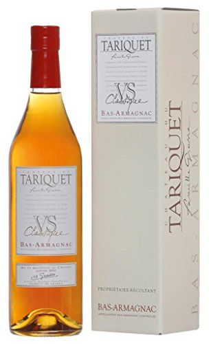 Tariquet Armagnac V.S. Classique Bas-Armagnac AC im Geschenk-Karton Armagnac (1 x 0.7 l)
