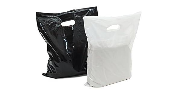Amazon.com: Bolsas de mercancía de 16 x 18: 100 bolsas de ...