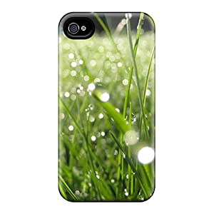 Protective Cases With Fashion Design For Iphone 6 (grass)