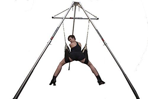 Portable suspension bondage