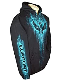 League of Legends Hoodie Custom Airbrushed Support Design