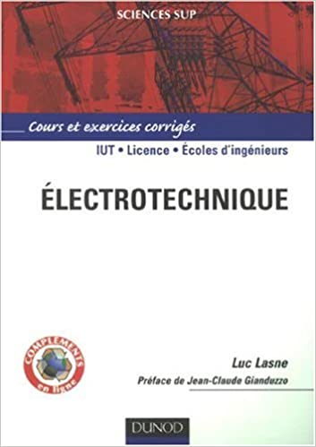 Livre gratuits en ligne Électrotechnique pdf