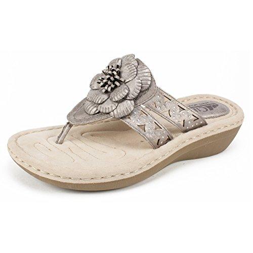 Image of CLIFFS BY WHITE MOUNTAIN Shoes Cynthia Women's Sandal