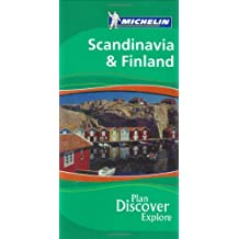 Amazoncom Michelin Norway Europe Books - Michelin norway map 752