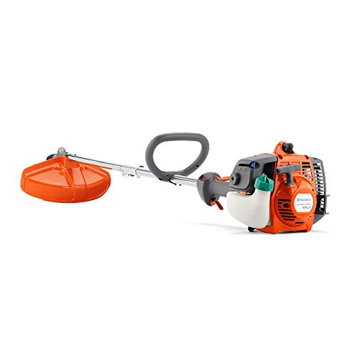 HUSQVARNA Renewed 128LD 28cc 2 Stroke Gas Powered Line Grass Lawn Trimmer Straight Shaft (Renewed)