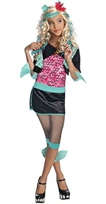 Monster High Lagoona Blue Kids Costume, Small | Pretend Play