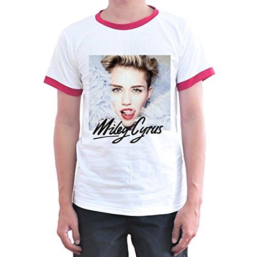 Miley Cyrus T-shirts - Toyz T shirt Store Miley Cyrus T Shirt XX-Large White