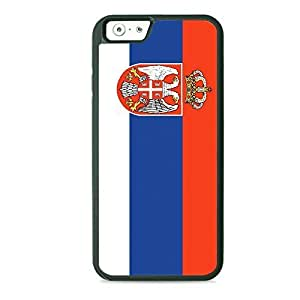 Flag of Serbia Hard PC Back Case Cover For SamSung Galaxy S5