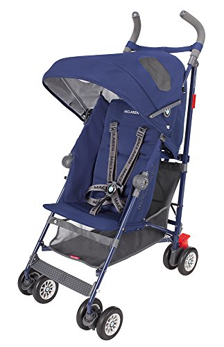 Maclaren BMW Stroller, Navy For Sale