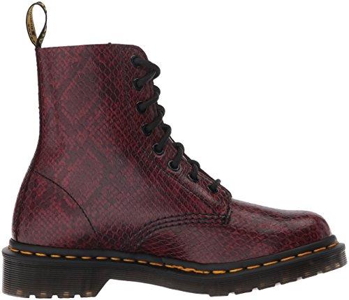 Dr. Martens Pascal Viper, Zapatos de Vestir Unisex Adulto Beige (Wine)