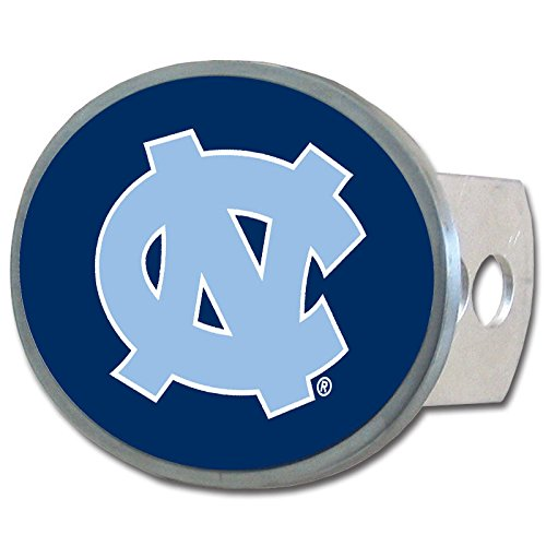 NCAA North Carolina Tar Heels Oval Hitch Cover ()