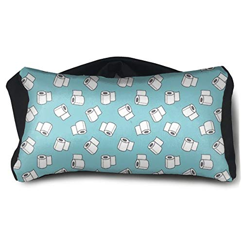 ROCKSKY 2 in 1 Travel Pillow and Eye