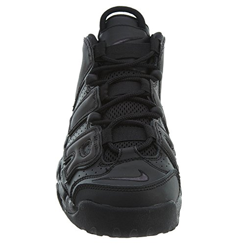 922845 NIKE More GS grey Uptempo SE Air Black Trainer nbsp;Sneakers Basketball Black Schuhe wolf 005r1qxw