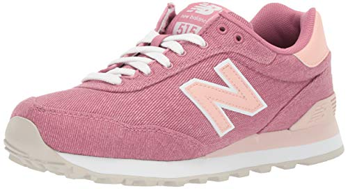 New Balance Women's 515v1 Sneaker, Oyster Pink/Mineral Rose, 6 W US