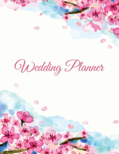 Wedding Planner: Wedding Planning Book, Wedding Binder Template, Wedding Pricing Guide, Organizer Budget-Savvy, Maid of Honor Planner, Portable Guide Checklists Journal, 120 Pages