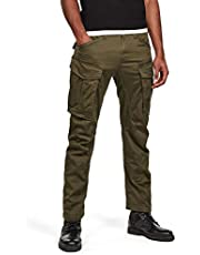 G-STAR RAW Rovic Zip 3D Straight Tapered Pantaloni Uomo