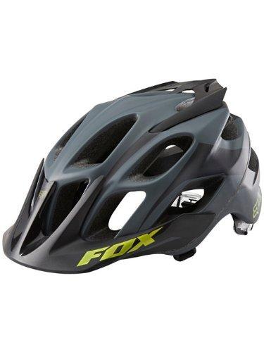 - Fox Head Women's Flux Helmet, Matte Black, Large/X-Large