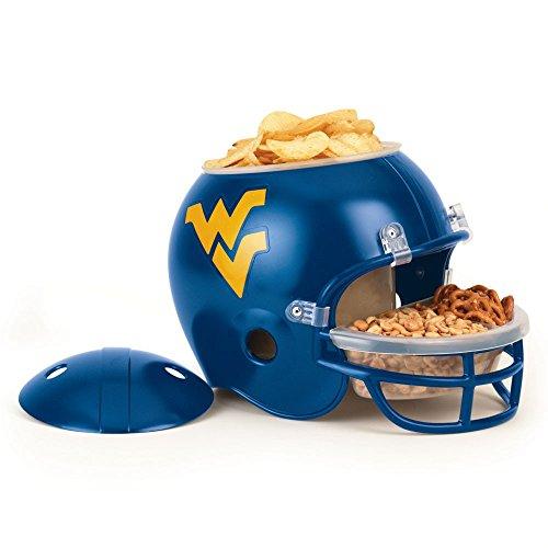 Snack Helmet (NCAA West Virginia University Snack Helmet)