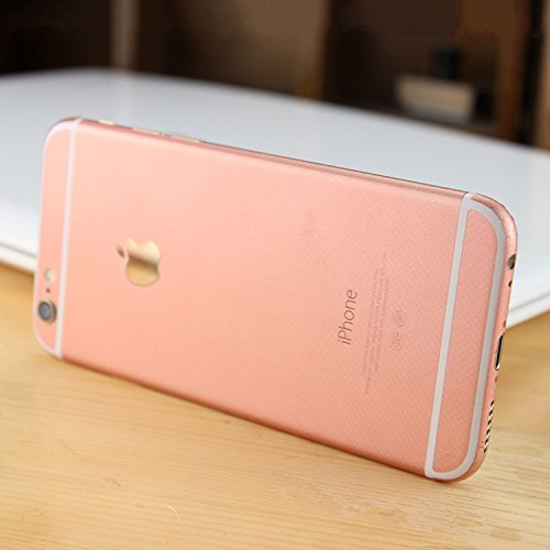 Supstar Mobile Skin Sticker for Apple iPhone 6 (Rose Gold)  Amazon.in   Electronics 5a6d5da396fc