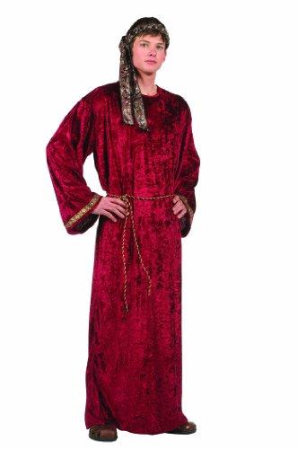 RG Costumes Men's Wiseman, Wine, One (Purple Wiseman Costumes For Men)