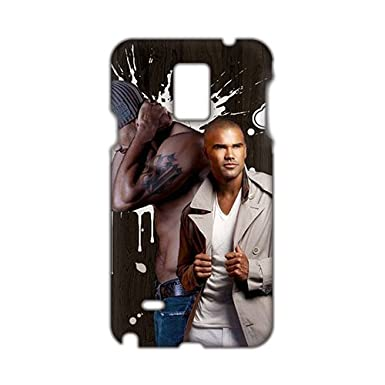 online retailer 75541 cc1a9 3D Case Cover Shemar Moore Phone Case for Samsung Galaxy Note4 ...