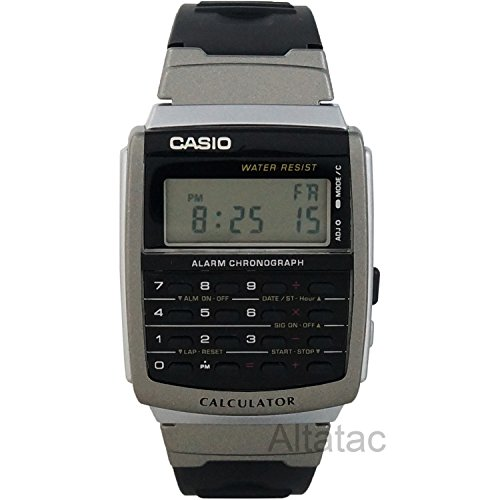 Casio Unisex CA56 1 Calculator Watch