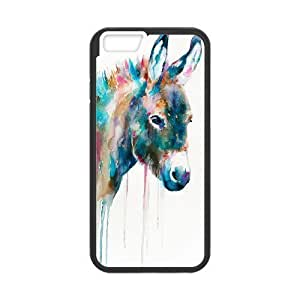 """DIY Phone Case for Iphone6 Plus 5.5"""", The Donkey Cover Case - HL-R684648"""