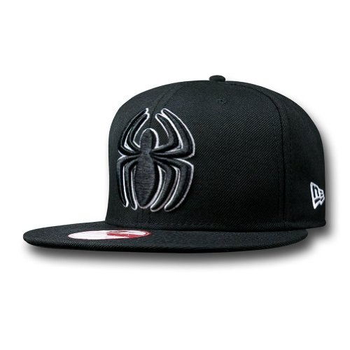 Spiderman Symbol Black 9Fifty Cap