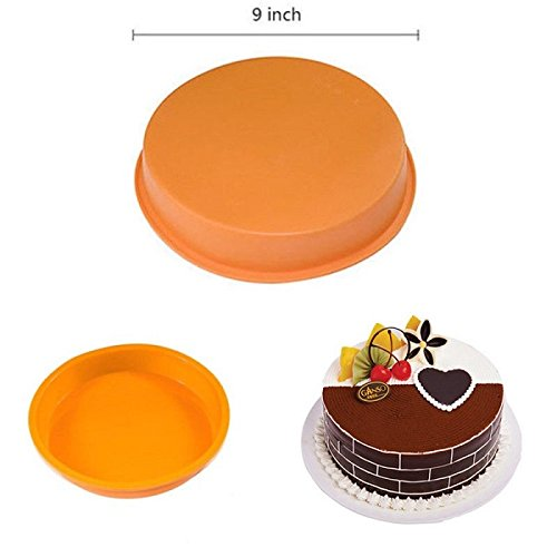 Silicone Baking Mold Brownie Cake 9 inch