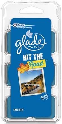 Glade Wax Melts Hit The Road, 6 Wax Melts