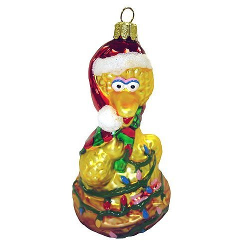 Kurt S. Adler Sesame Street Big Bird Ornament