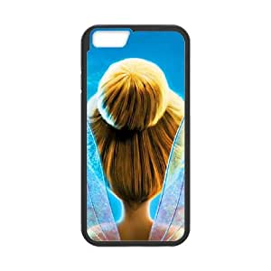 iPhone 6 Plus 5.5 Inch Cell Phone Case Black Tinker Bell Secret of the Wings EDE Plastic Phone Covers