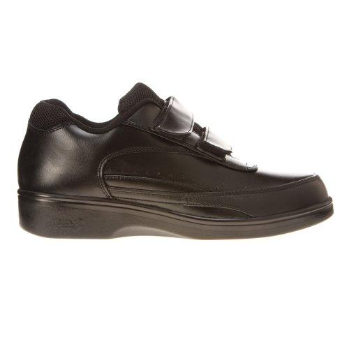 Zapatillas Para Caminar Walker Active Apex Para Hombre Negras