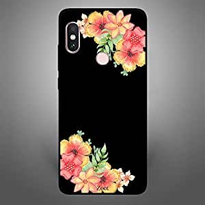 Xiaomi Redmi Note 5 Pro Flowers yellow red