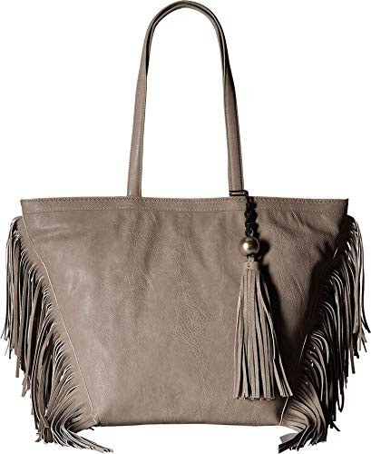 Circus by Sam Edelman Women's Weston Tote with Fringe Sand One Size