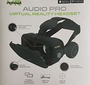 ProMark 3D movies Virtual Reality Goggles With Built In Headset